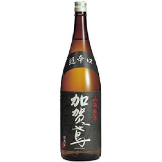 加賀鳶 山廃純米 超辛口 (カガトビ)/福光屋 1800ml 【石川】