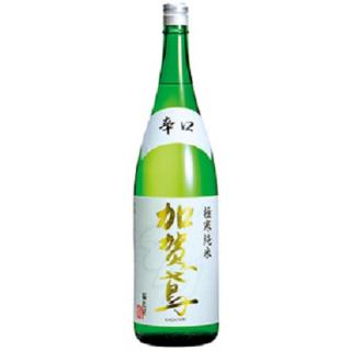 加賀鳶 極寒仕込み純米酒 (カガトビ)/福光屋 1800ml 【石川】