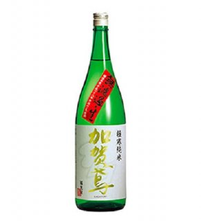 加賀鳶 極寒純米酒 無濾過生 (カガトビ)/福光屋 1800ml 【石川】