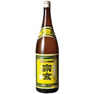 宗玄 上撰 本醸造 (ソウゲン)/宗玄酒造 1800ml 【石川】
