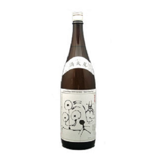 諏訪泉 純米吟醸 満天星 (スワイズミ)/諏訪泉酒造 1800ml 【鳥取】