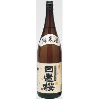 日置桜 純米酒 (ヒオキザクラ)/山根酒造場 1800ml 【鳥取】