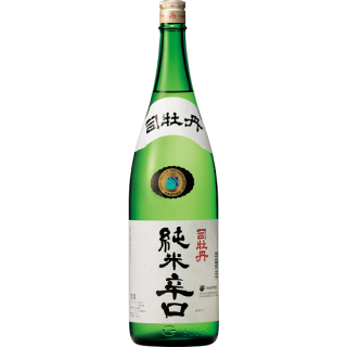 司牡丹 純米辛口 (ツカサボタン)/司牡丹酒造 1800ml 【高知】