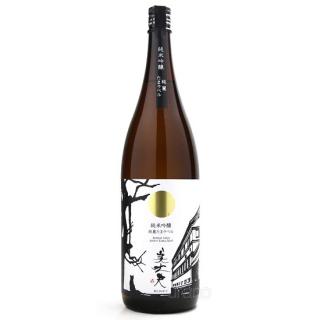 美丈夫 純米吟醸 たまラベル (ビジョウフ)/濱川商店 1800ml 【高知】