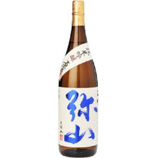 弥山 純米吟醸 原酒 (ミセン)/中国醸造 1800ml 【広島】