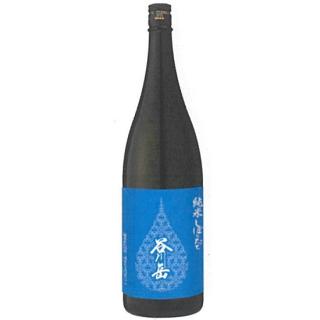 谷川岳 純米しぼりたて (タニガワタケ)/永井酒造 1800ml 【群馬】