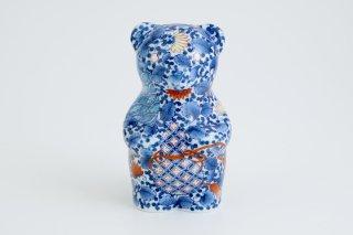 momoco bear 【唐花文(からはなもん)】
