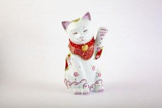 招福猫 miwクリスタル - みゅう -【なでしこ・親】