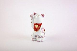 招福猫 miwクリスタル - みゅう -【なでしこ・子】