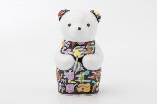 momoco bear 【秀島博幸/黒濃】