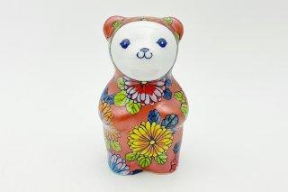 momoco bear 【房空路/百花繚乱 外赤】