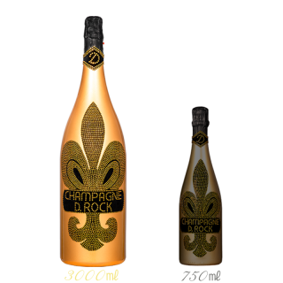 D.ROCK BRUT GOLD Jeroboam (3ℓ)