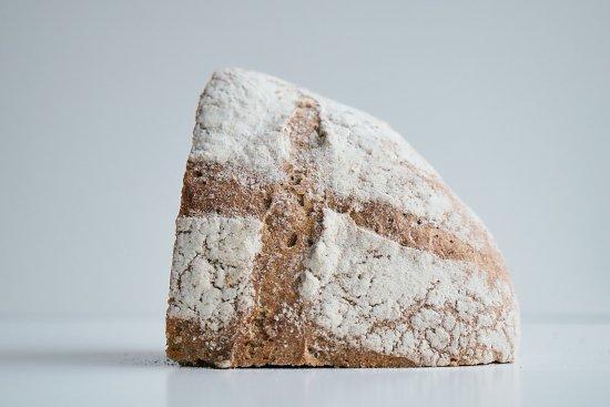 全粒粉入り塩なしパン/Senza sale inte