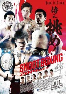SHOOT BOXING 2014 act.4 DVD