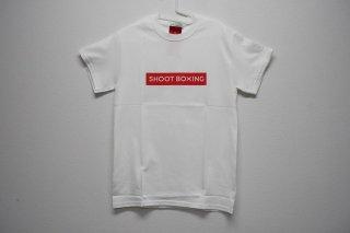 SHOOT BOXING BOX LOGO Tシャツ