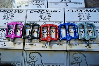 CHROMAG [CONTACT PEDAL]