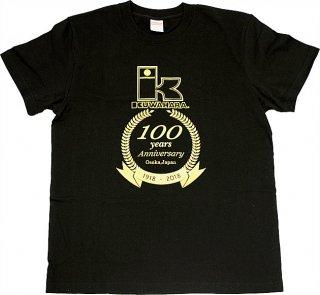 KUWAHARA [100 years anniversary T-shirts]