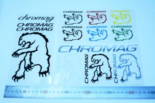 CHROMAG [STICKER PACK]