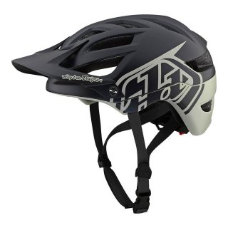 Troy Lee Designs [A1 Helmet Mips 2019] Classic Black Stone MD/LG