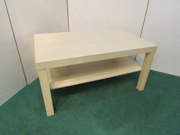 IKEA センターテーブル メープル(木目調)
