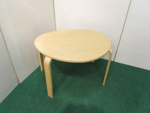 センターテーブル メープル(木目調)
