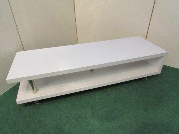 テレビボード ホワイト