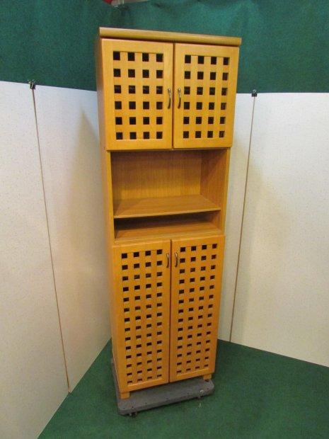 食器棚 メープル