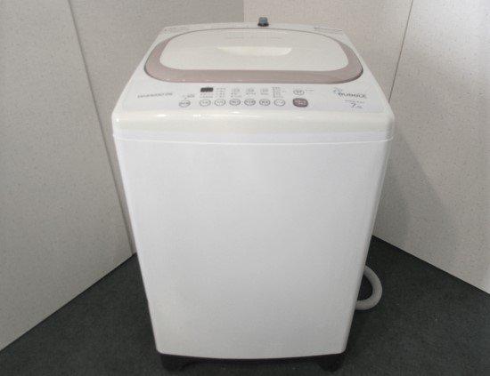 2014年製 東部大字電子 全自動洗濯機 DW-S70AW