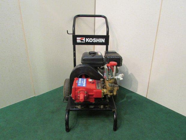 KOSHIN エンジン式洗浄動噴 SD-30-1