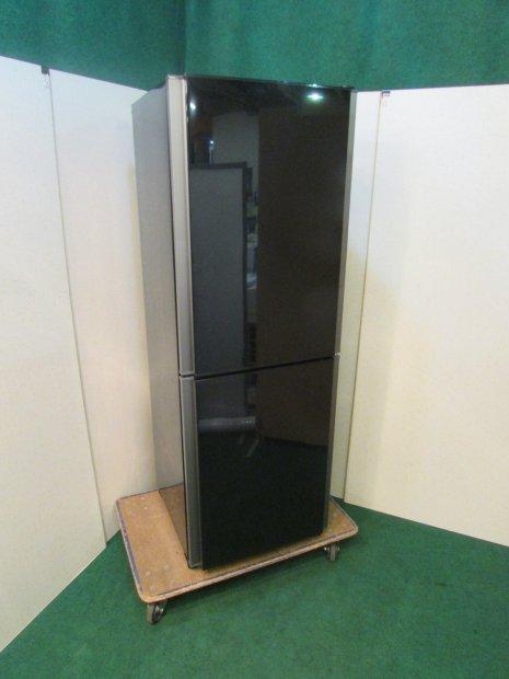 2014年製 三菱ノンフロン冷凍冷蔵庫 MR-HD26X-B(0270)