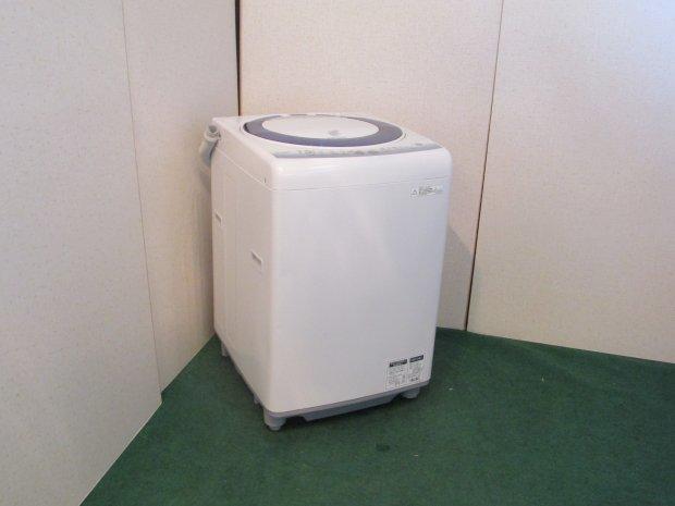 2012年製 シャープ 全自動洗濯機 ES-GE70L-A(1788)