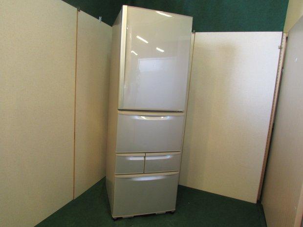 2011年製 東芝 ノンフロン冷凍冷蔵庫 GR-43ZX(NS)(8161)