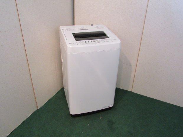 2019年製 ハイセンス 全自動洗濯機 HW-T45C(0221)