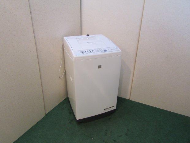 2019年製日立 全自動電気洗濯機  NW-Z70E5 形(7658)