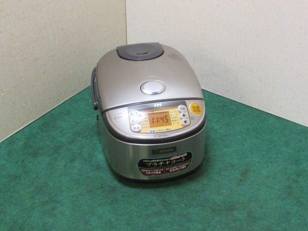 2015年製 象印 炊飯器(5.5合炊き)NP-HQ10 (0420)
