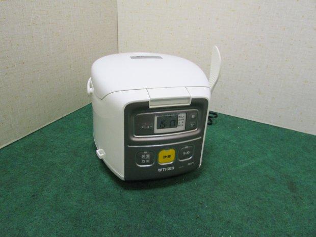 2017年製 タイガー 炊飯器 JAL-R551(7281)
