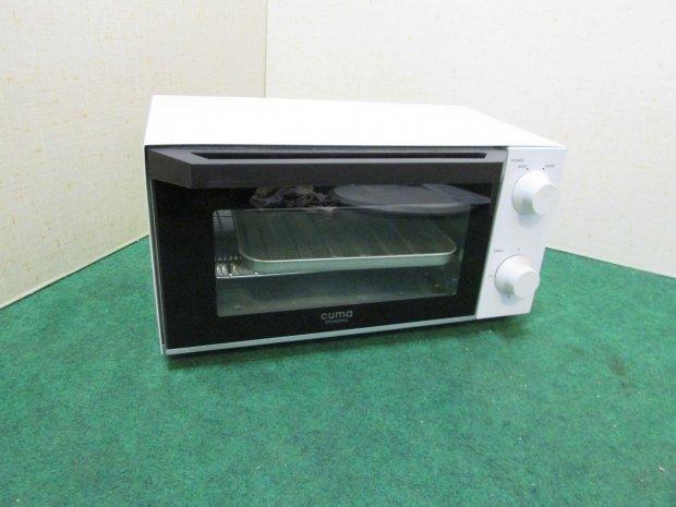 2014年製 Cuma オーブントースター CM-OT01 (8554)