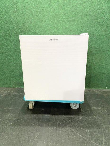 2017年製 アビテラックス(吉井電気)ノンフロン冷凍冷蔵庫 AR-45G(0253)