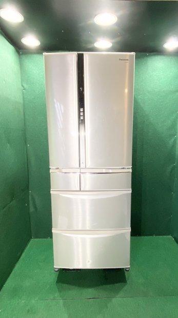 2011年製 パナソニック ノンフロン冷凍冷蔵庫 NR-F555T-N形(5930)