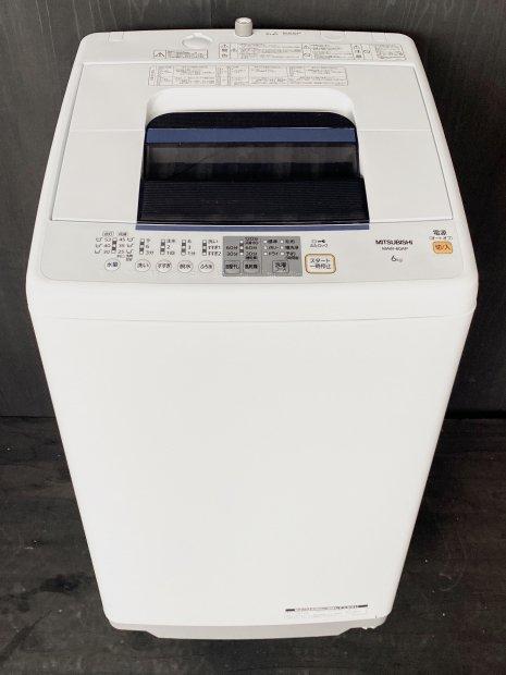 2015年製 三菱 洗濯機 MAW-60AP(0582)送料無料(京阪神エリア)