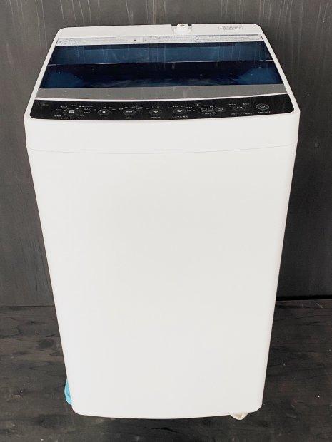 2019年製 ハイアール 洗濯機 JW-C55A(0795)送料無料(京阪神エリア)