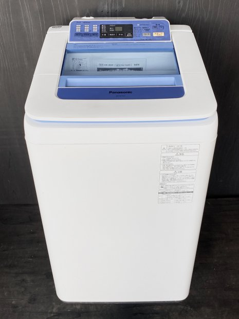 2015年製 パナソニック 洗濯機 NA-FA70H1(2224)送料無料(京阪神エリア)