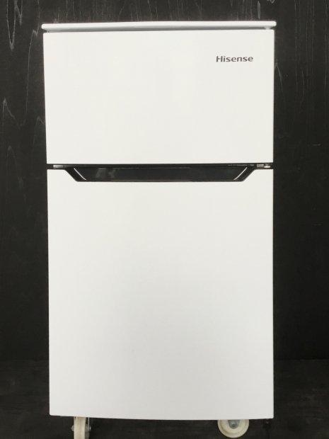 2018年製 ハイセンス ノンフロン冷凍冷蔵庫 HR-B95A(0042)送料無料(京阪神エリア)