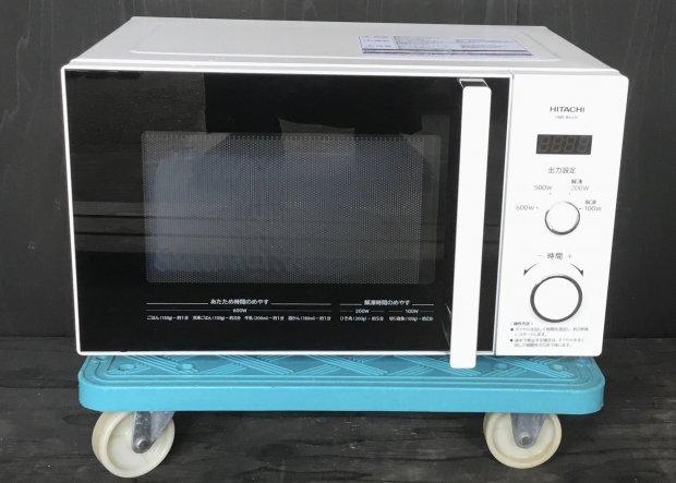 2020年製 日立 電子レンジ HMR-BK220-Z6(0752) 【60Hz/西日本専用】送料無料(京阪神エリア)