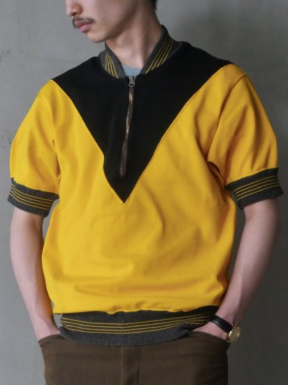 1950's Vintage Pullover Athletic Shirt