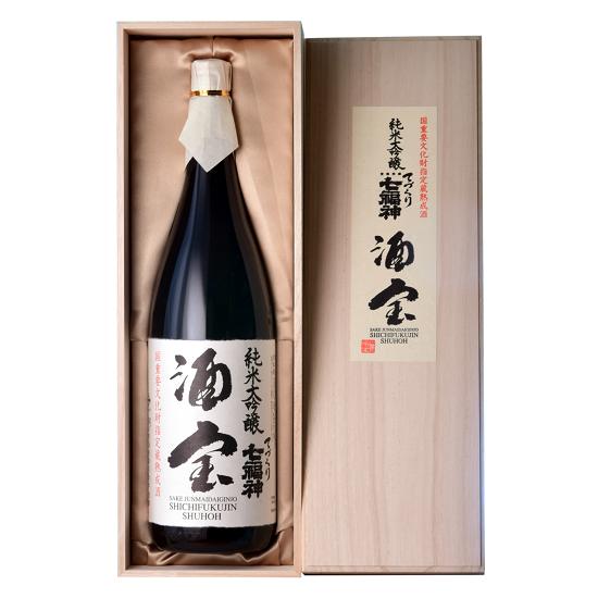 純米大吟醸 酒宝 七福神1800ml