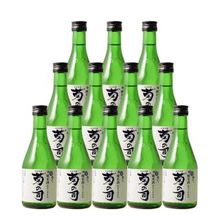 【まとめ得】純米酒 菊の司 吟ぎんが仕込300ml×12本