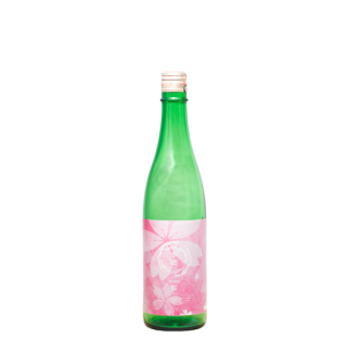 【春季限定】菊の司 季楽 純米霞酒 桜(さくら)720ml