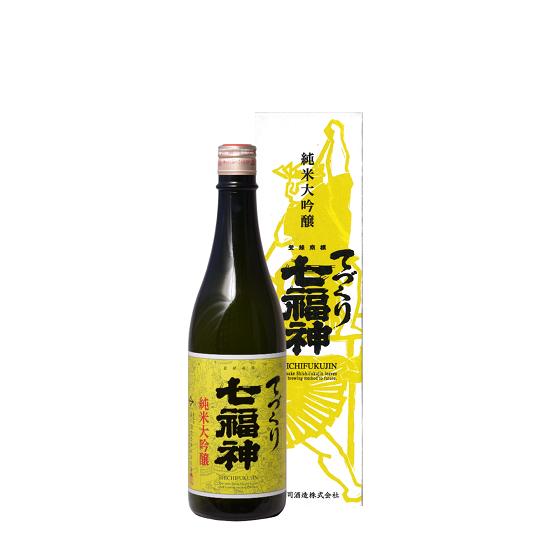 純米大吟醸 てづくり七福神720ml
