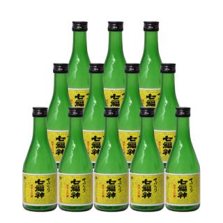【まとめ得】純米大吟醸 てづくり七福神300ml×12本